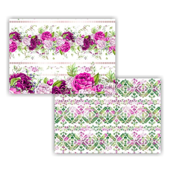Papericious - Decoupage Papers - Prefect Affair - A4 size