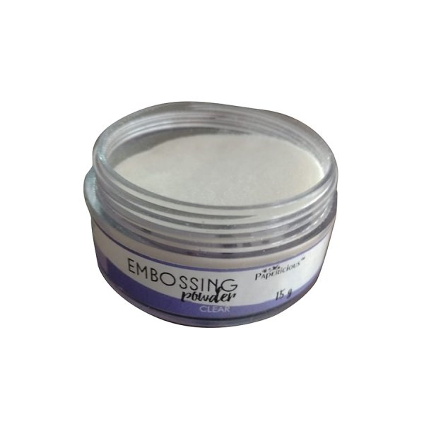 Papericious - Clear Embossing Powder