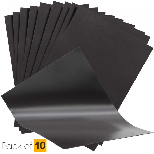 Papericious - Non Adhesive Magnet Sheets  - 0.8 mm