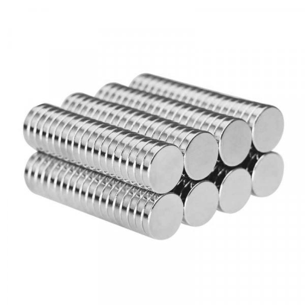 PAPERICIOUS - 10x2 mm Neodymium strong Magnets
