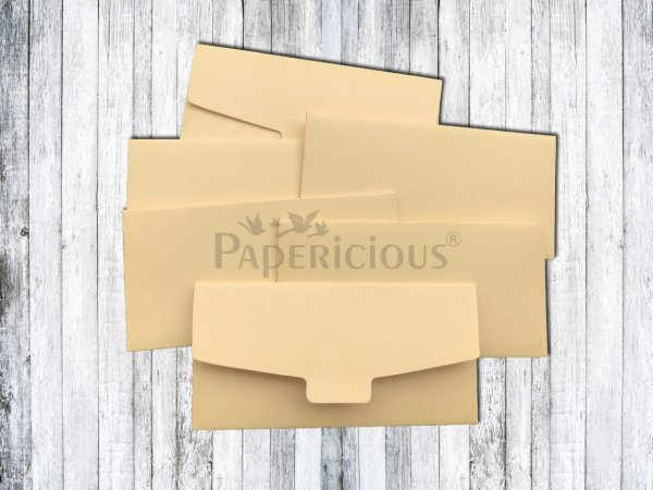 Papericious - Irish Coffee - Cash Envelope 6 Pcs